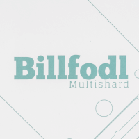 Billfodl Multi-shard