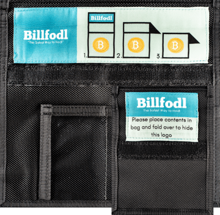 Billfodl's Faraday Bags