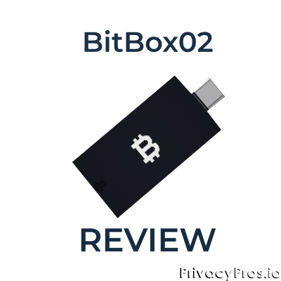 BitBox02 Review