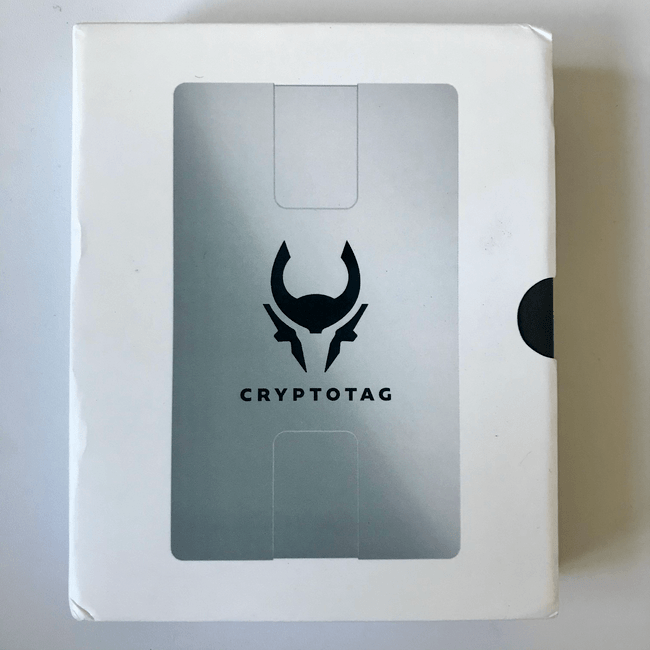 Cryptotag box
