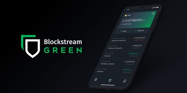 Blocksream Green