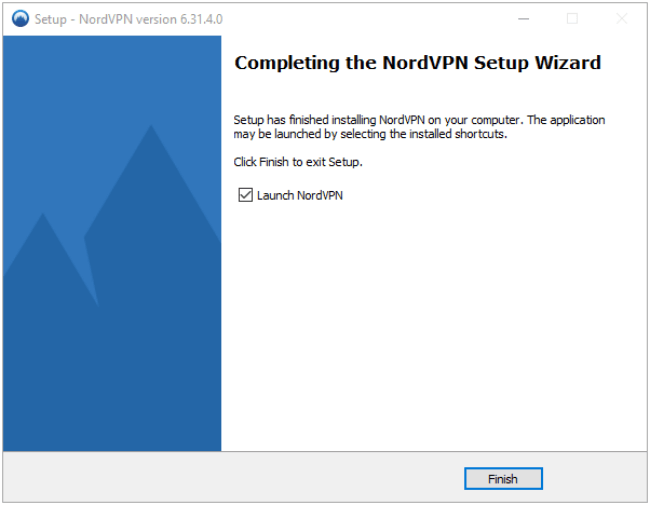 Screenshot of a nordvpn.com support center