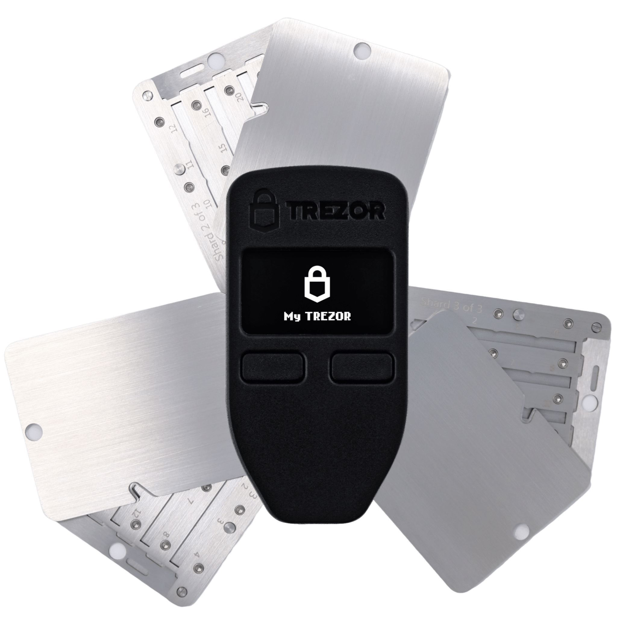 Billfodl and Trezor